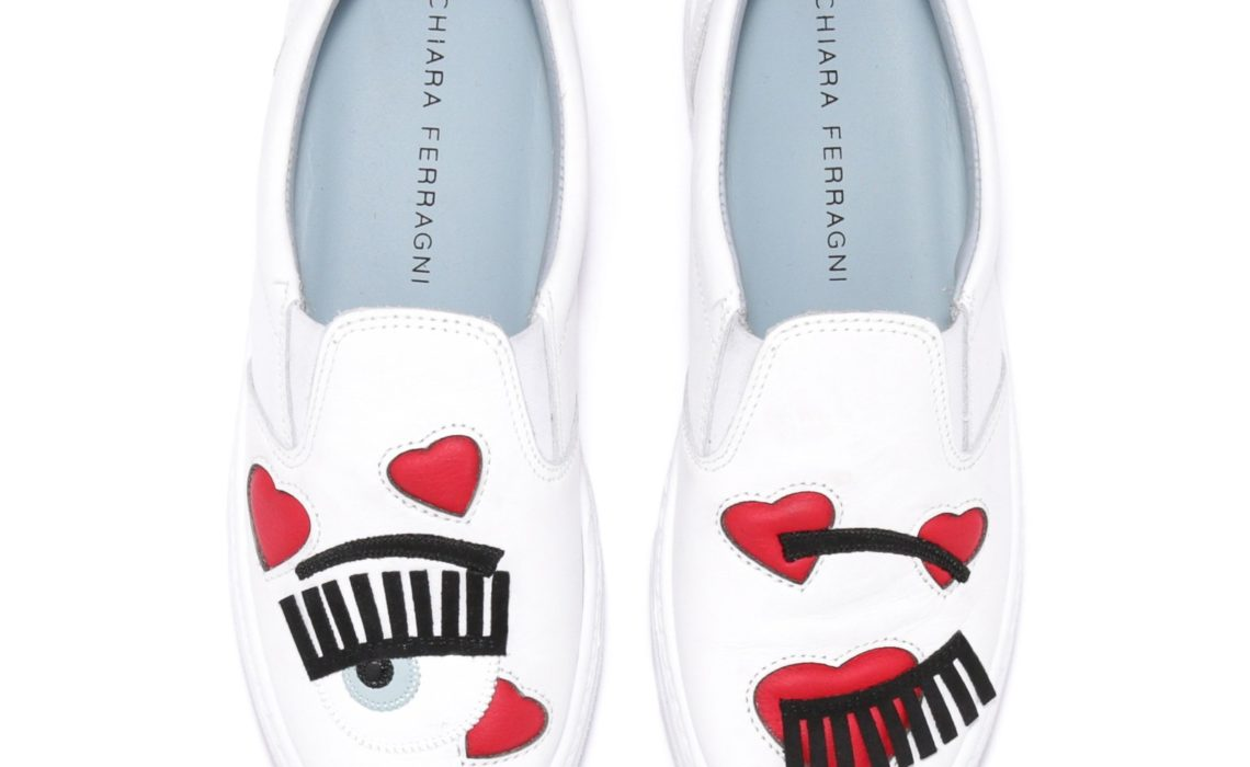 "MY FAVE MUST HAVE: ""SNEAKERS"""