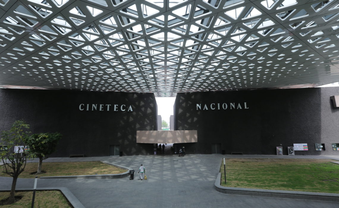 CDMX: CINETECA NACIONAL